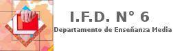 I.F.D. N° 6 – Media